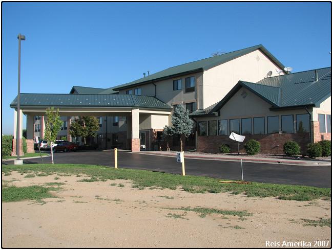 Motel in Denver: Comfort Inn Denver International