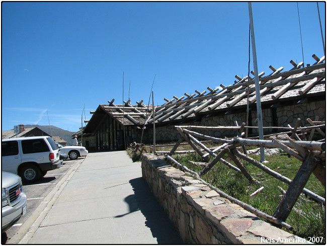 Rocky Mountain NP: Alpine Visitor Center