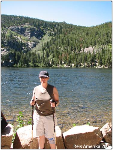 Rocky Mountain NP: Bear Lake