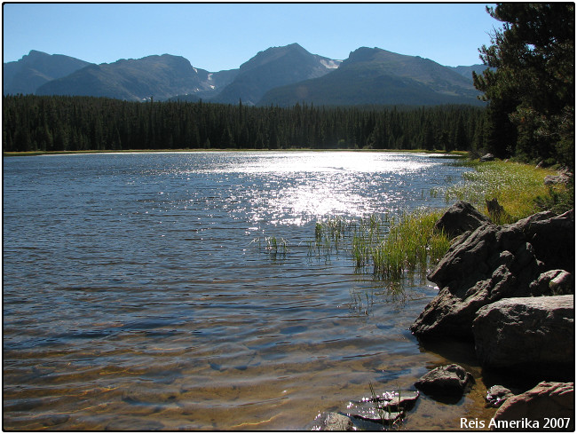 Rocky Mountain NP: Bierstadt Lake