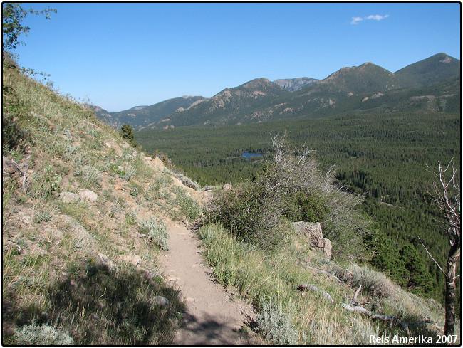 Rocky Mountain NP: Bierstadt Lake Trail